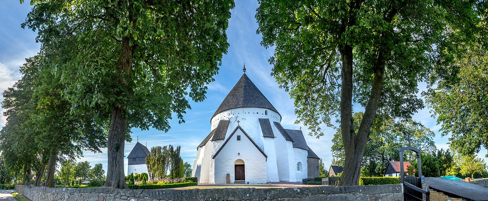 Østerlars-Rundkirke-Destination-Bornholm